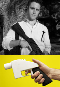 پرینت سه بعدی اسلحه