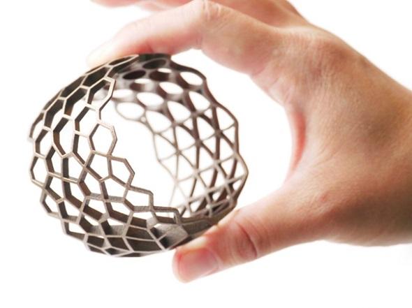 پرینت سه بعدی فولاد