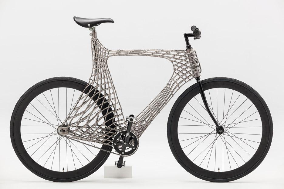 پرینت سه بعدی دوچرخه