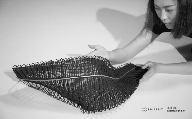 پرینت سه بعدی لباس