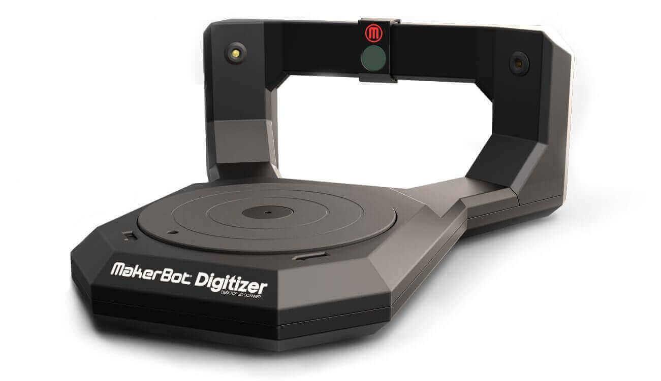 خرید اسکنر سه بعدی MakerBot Digitizer