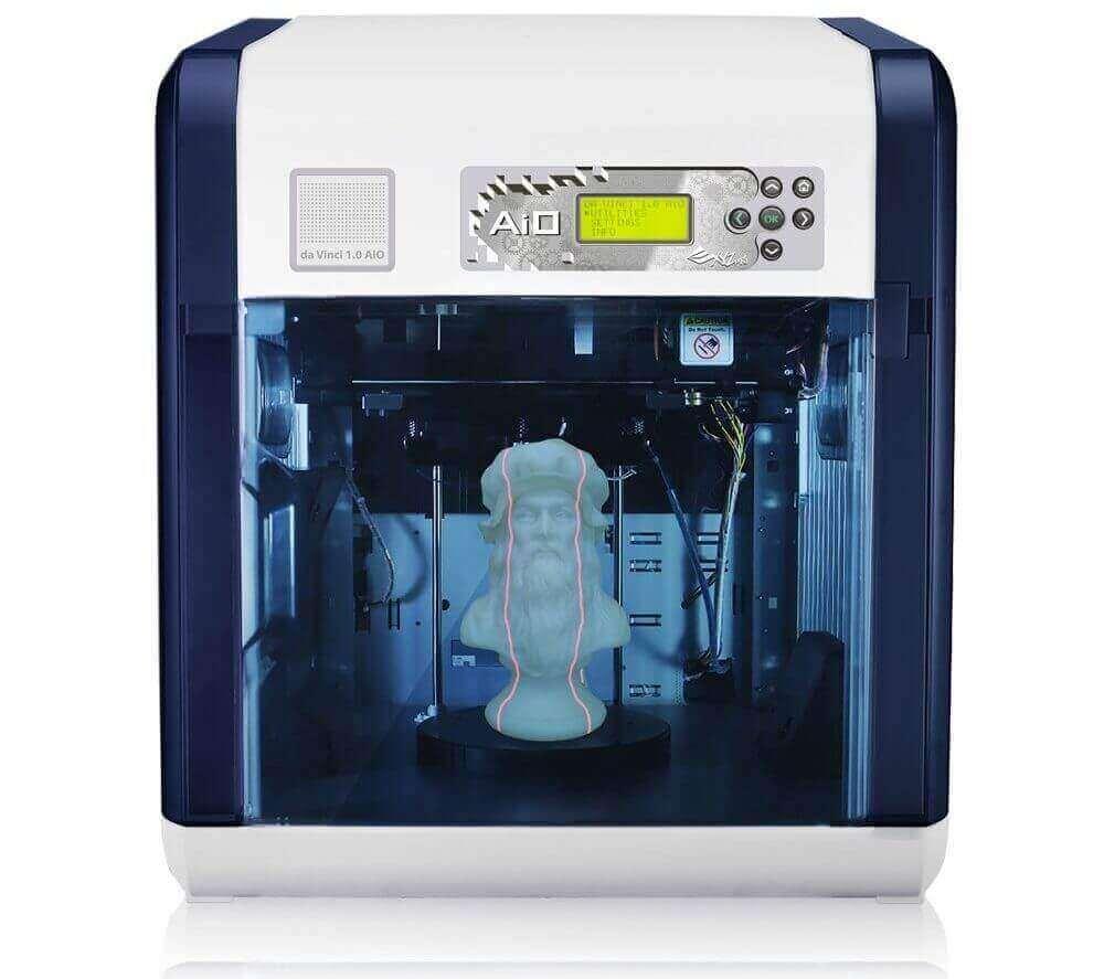خرید اسکنر سه بعدی XYZprinting Da Vinci 1.0 All in One