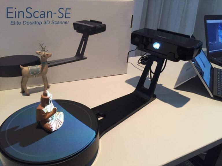 اسکنر سه بعدی Shining3D EinScan