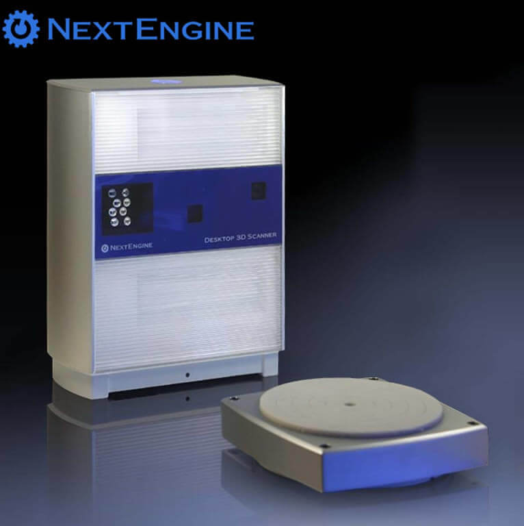 خرید اسکنر NextEngine 3D Scanner HD
