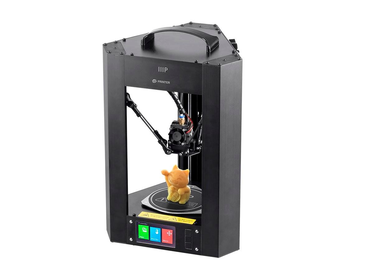 خرید پرینتر سه بعدی ارزان Monoprice Mini Delta