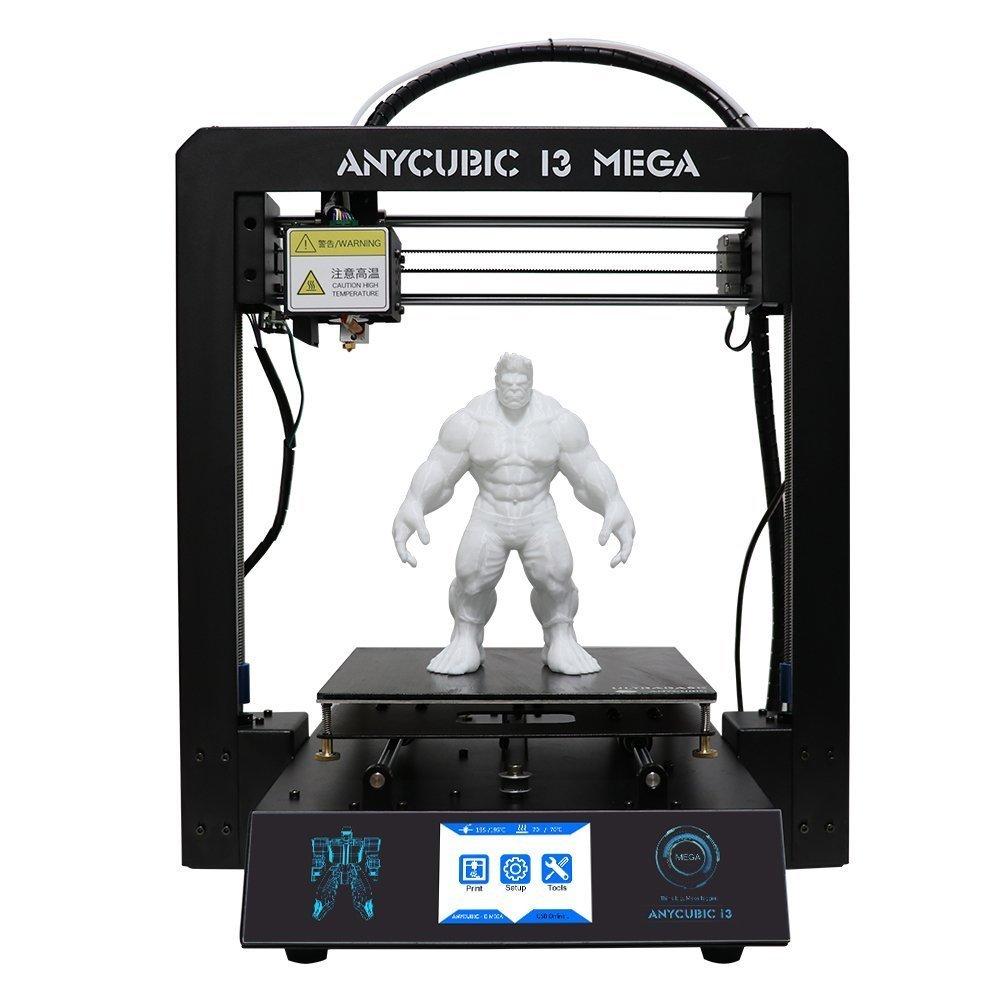 خرید پرینتر سه بعدی ارزان Anycubic i3 Mega