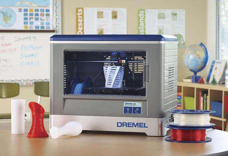 خرید پرینتر سه بعدی ارزان Dremel Idea Builder 3D20