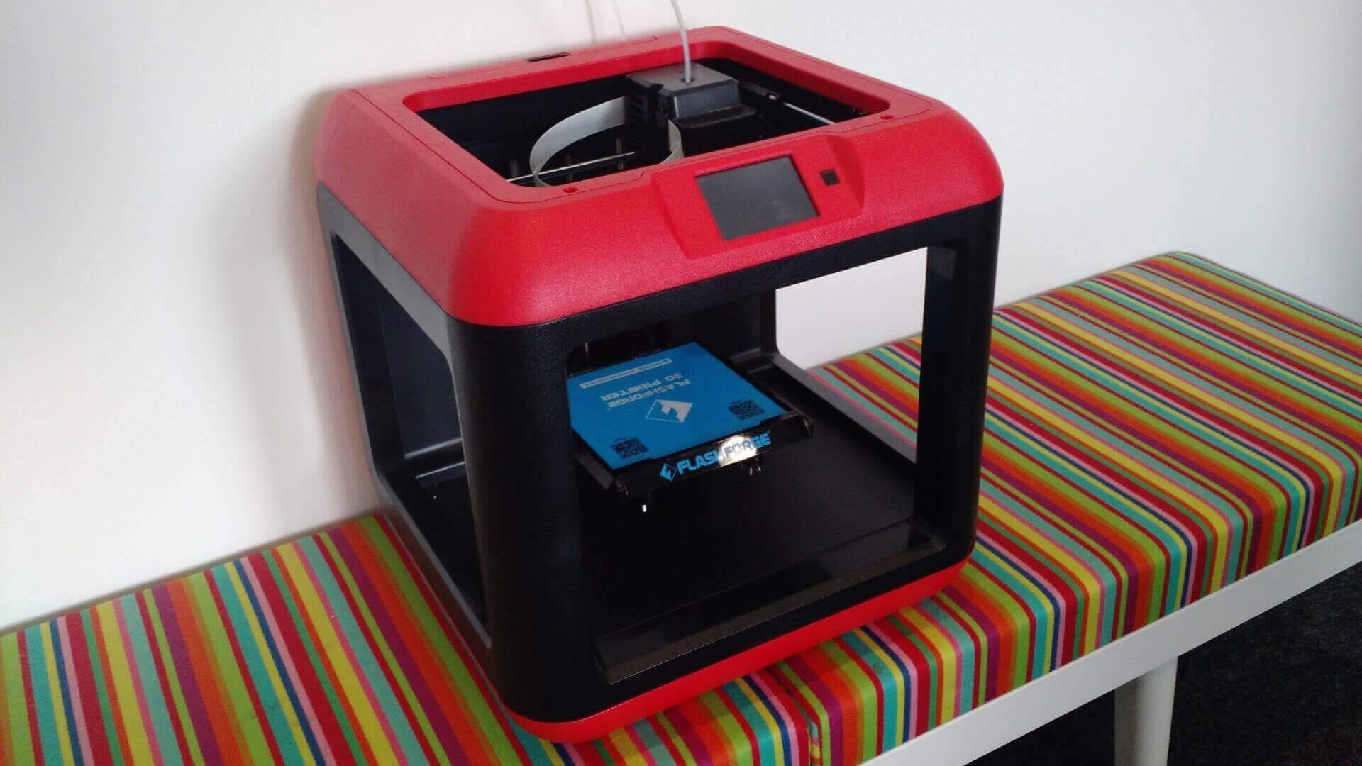 خرید پرینتر سه بعدی ارزان Flashforge Finder