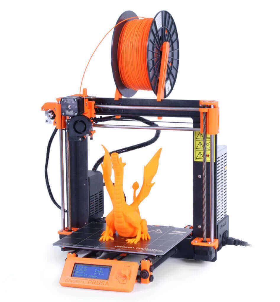 خرید چاپگر سه بعدی ارزان Prusa i3 MK2S