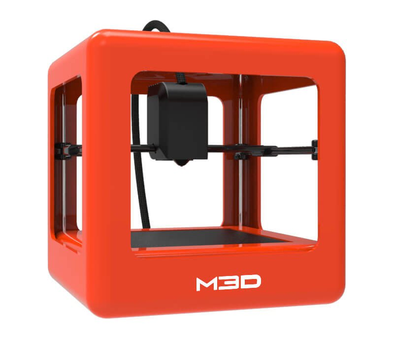 خرید پرینتر سه بعدی ارزان M3D Micro Plus