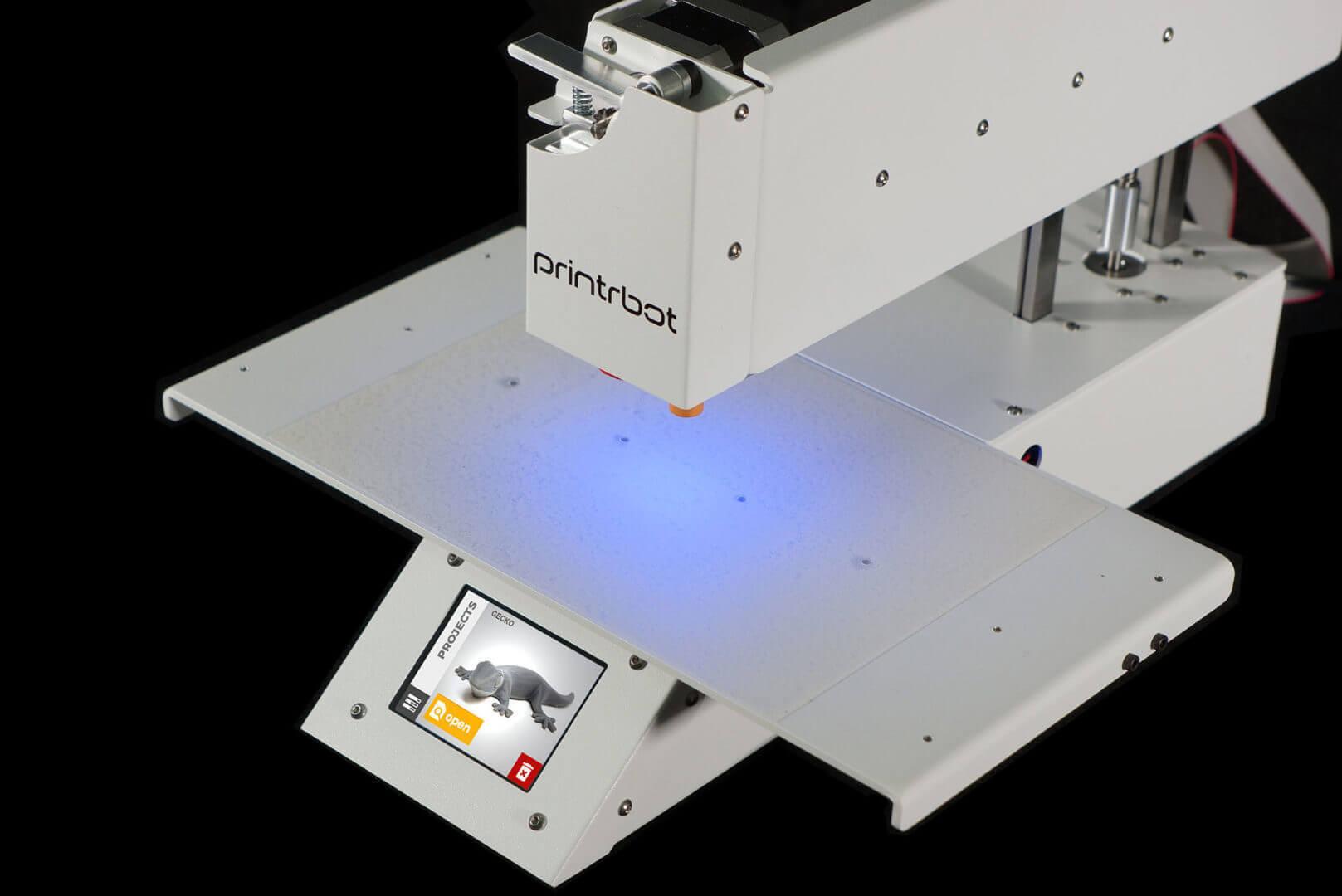 خرید پرینتر سه بعدی FDM Printrbot Simple Pro