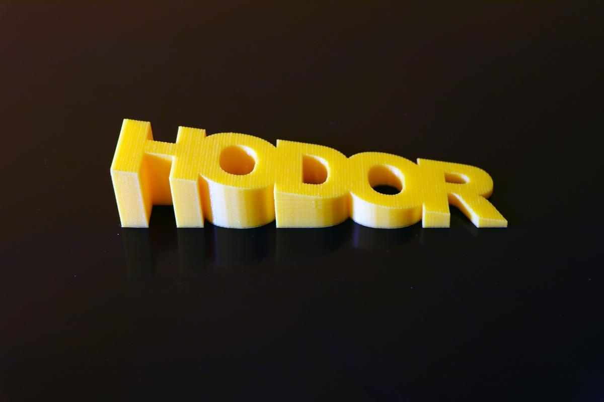 نگهدارنده در هودور Hodor