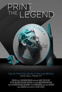 فیلم مستند Print The Legend