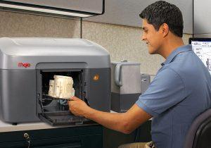 دنیای پرینتر های سه بعدی
