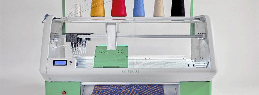 چاپگر سه بعدی بافتنی