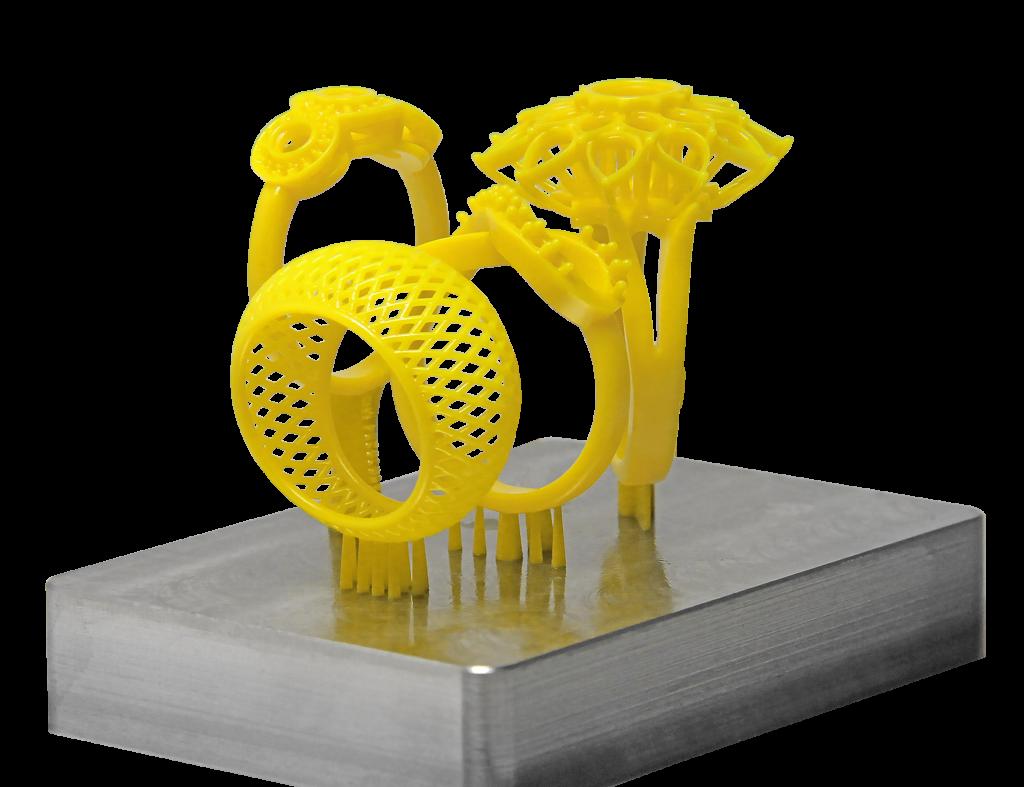 پرینت سه بعدی DLP