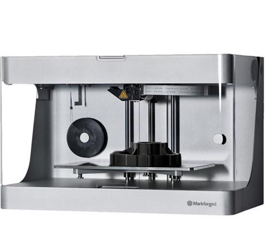 پرینتر سه بعدی الیاف کربن markforged mark2