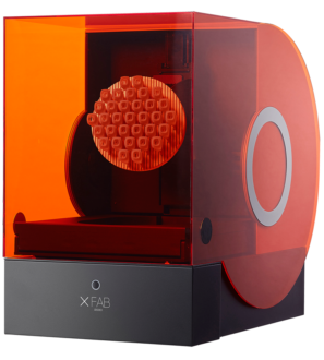 XFAB2000پرینتر سه بعدی