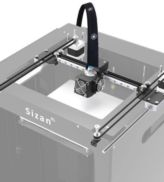 پرینتر سه بعدی سیزان 3