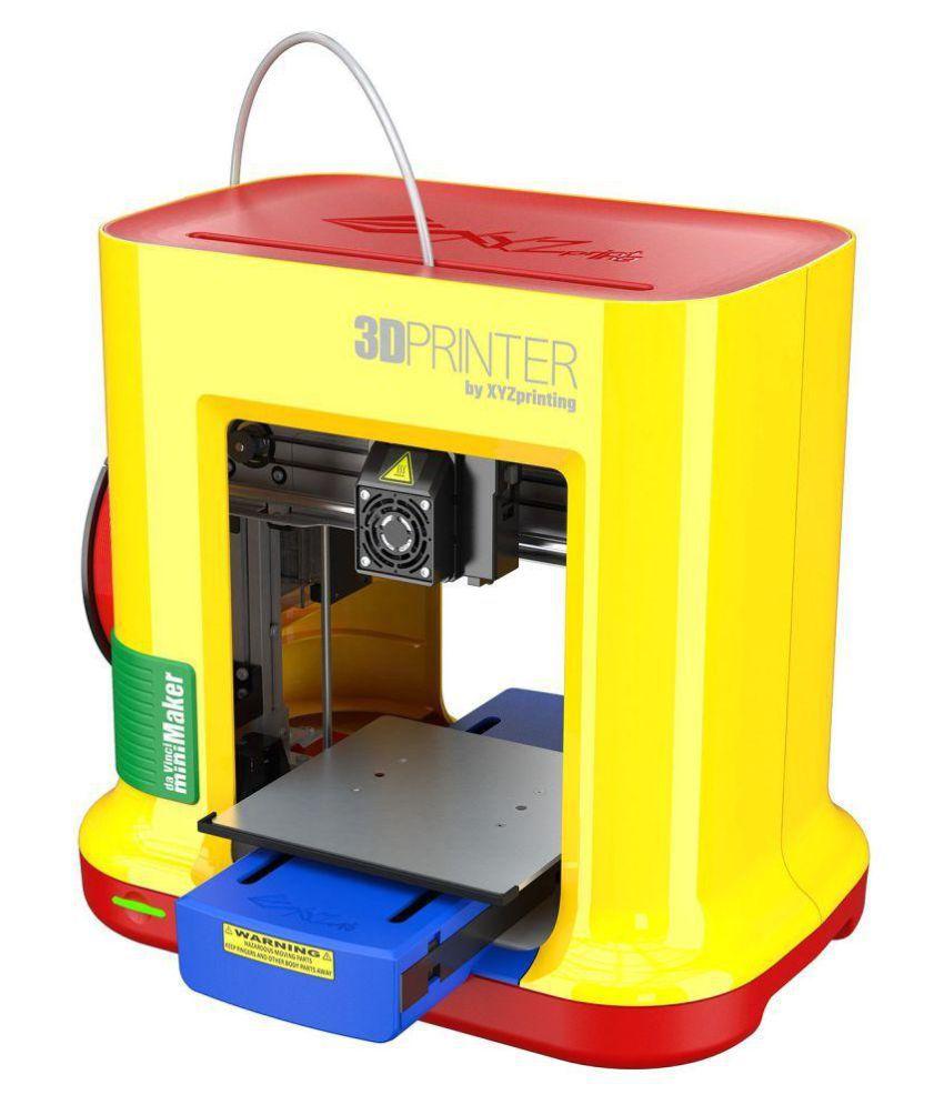خرید پرینتر سه بعدی ارزان XYZprinting da Vinci miniMaker