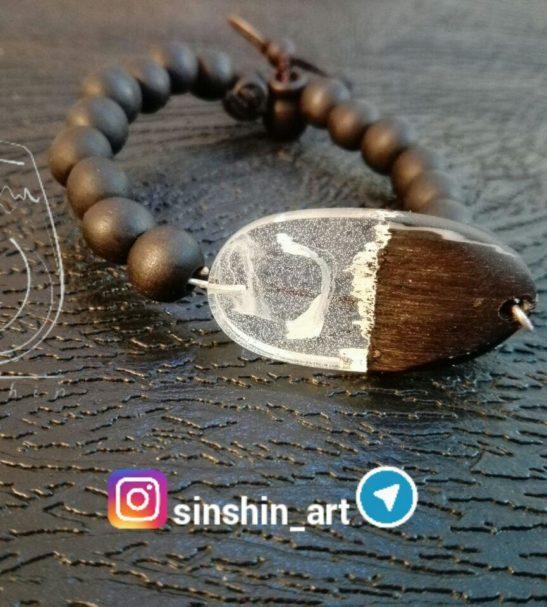 خرید دستبند چوبی هیمالیا