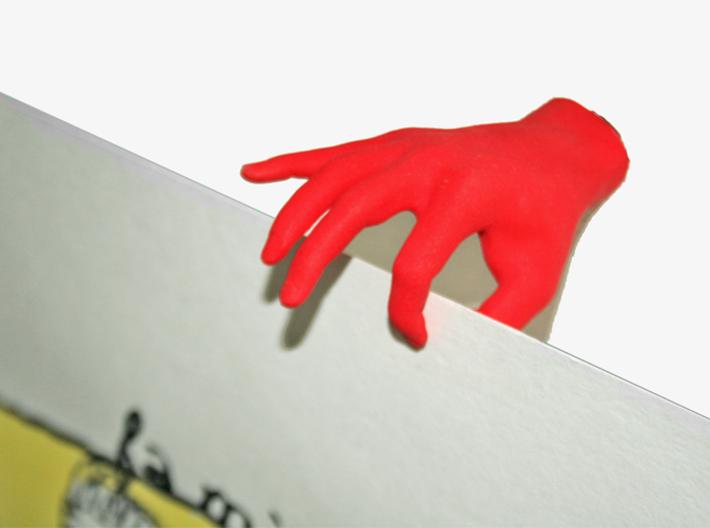 دست پرینت سه بعدی شده برای نگهداری تابلو