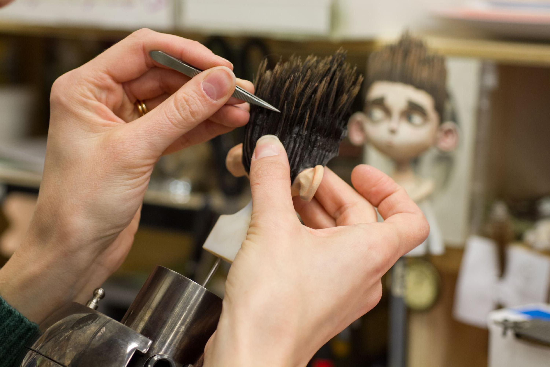 موی نورمن از موی بز ساخته شده است