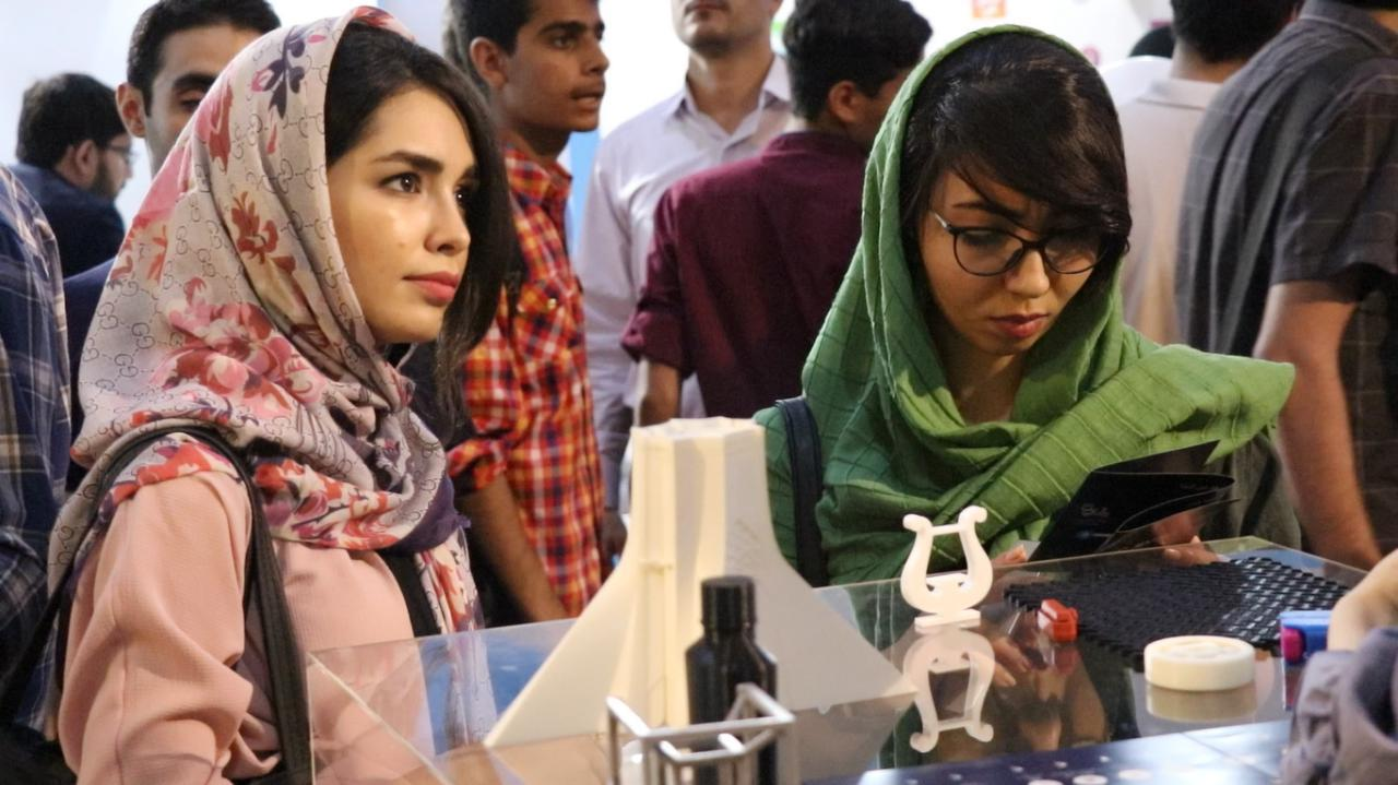 سوال بازدیدکنندگان در مورد کاربردهای پرینتر سه بعدی
