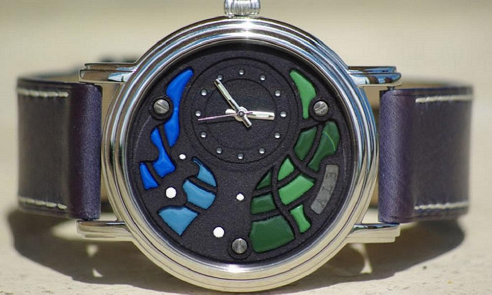 ساعت ALB حاصل از پرینت سه بعدی