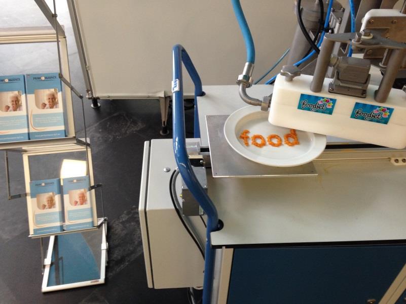 دستگاه پرینتر سه بعدی Foodjet