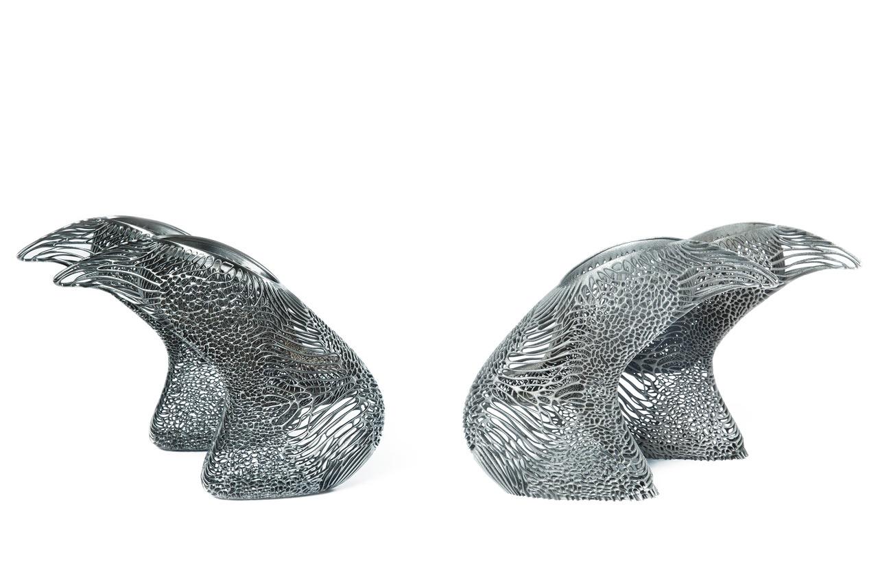 کفش پرینت سه بعدی شدهقارچی