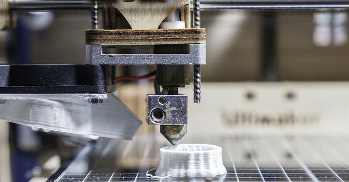 نمونه ای از استفاده از تکنولوژی پرینت سه بعدی در ساخت