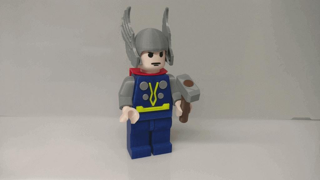 لگوی Thor
