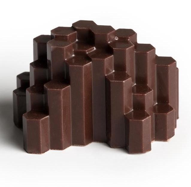 شکلات تولید شده برگرفته از ایده ساختار منطقهای درایرلند شمالی