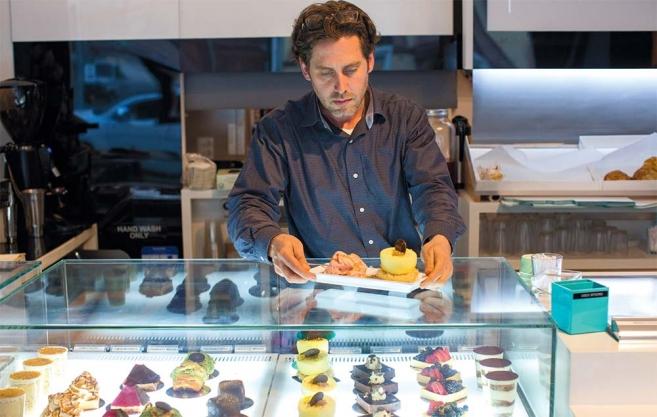 Peter Zaharatos ارائه دهنده پرینت سه بعدی شکلات