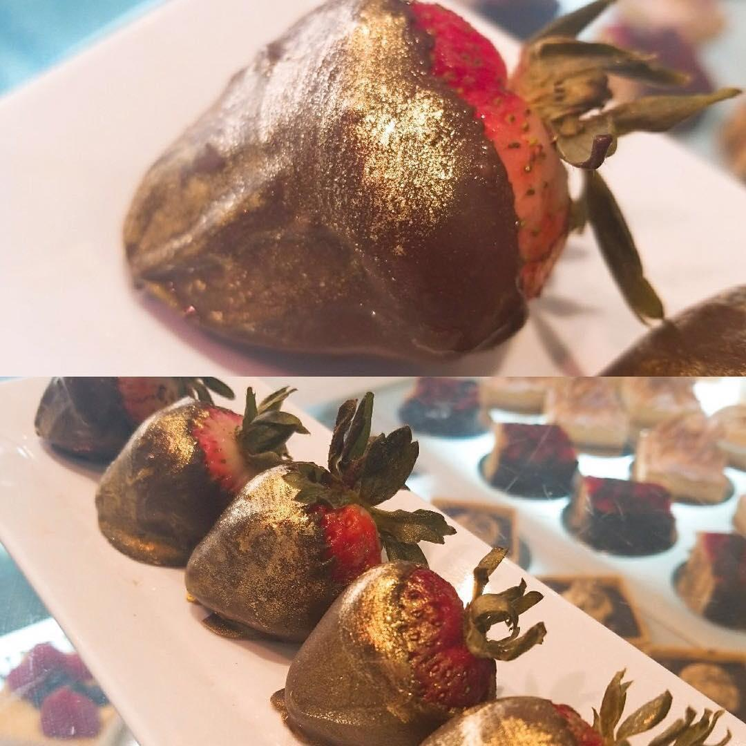 شیرینی و شکلات حاصل از پرینتر سه بعدی