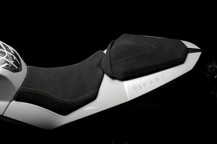 استفاده از پرینت سه بعدی در تولید صندلی موتورسیکلت