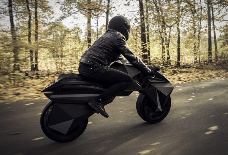 موتور سیکلت الکتریکی Nera