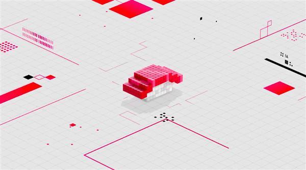 چاپ سه بعدی سوشی به صورت پیکسل