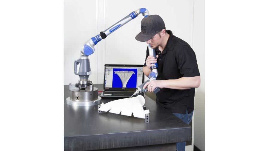 استفاده از پرینت سه بعدی و مهندسی معکوس برای تولید قطعهای از هوافضا