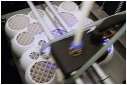 دستگاه پرینتر سه بعدی غذا