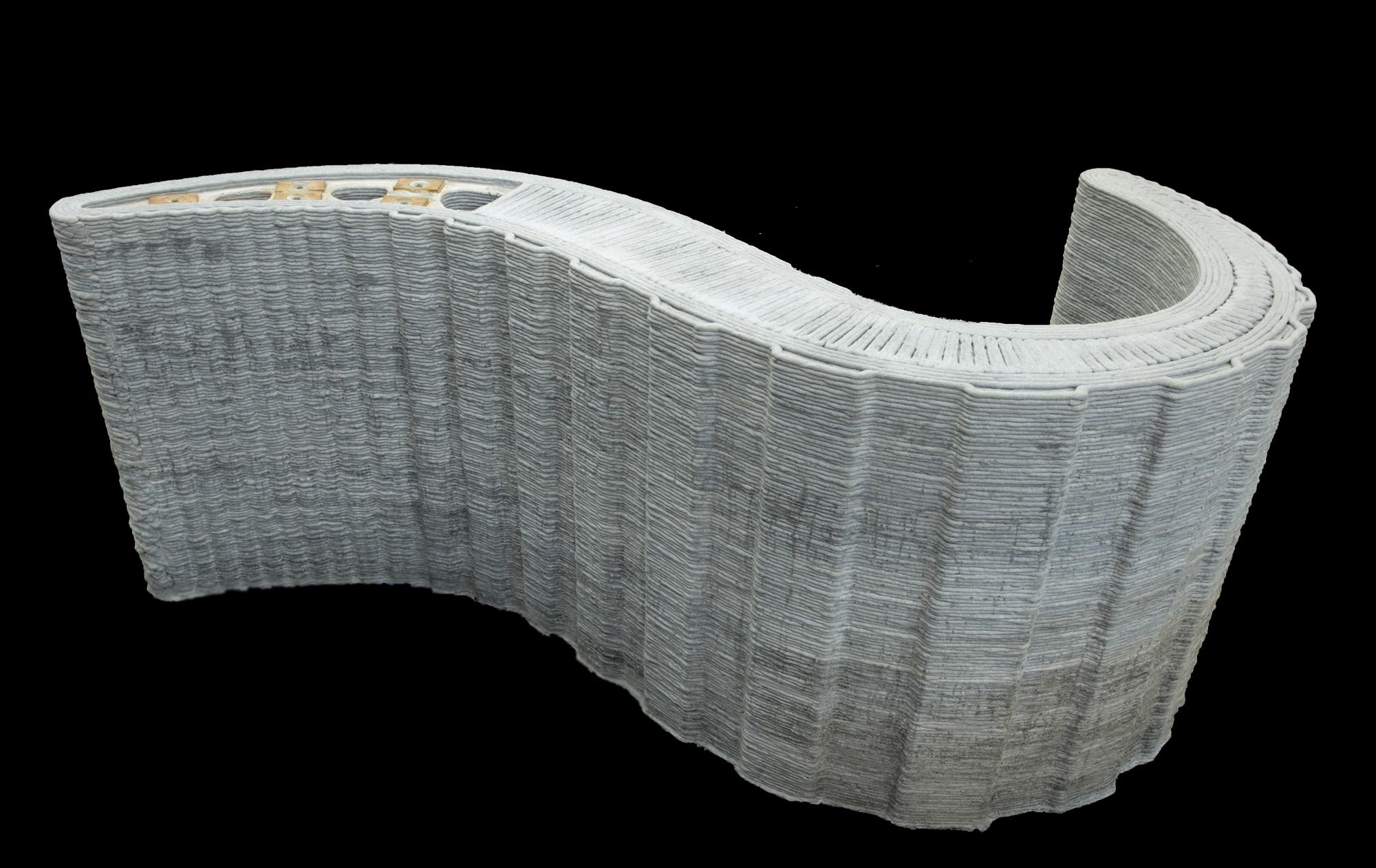 قالب بتنی حاصل از پرینت سه بعدی