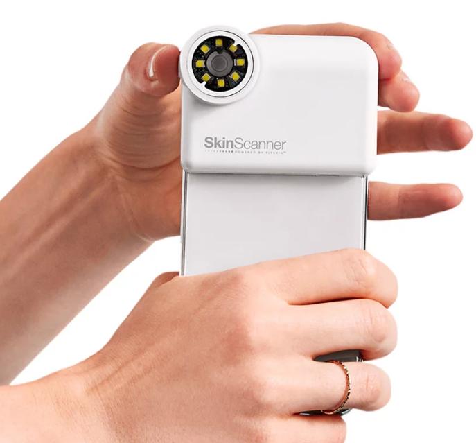 اسکنر سه بعدیSkinScanner