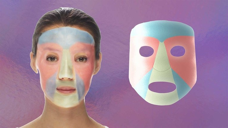 پرینتر سه بعدی و پرینت ماسک صورت روشی برای بهبود پوست