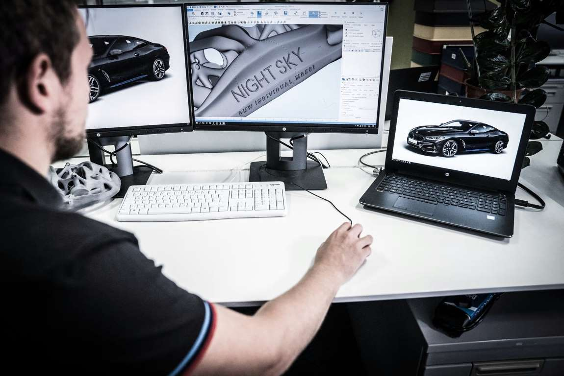 طراحی سه بعدی قبل از پرینتر سه بعدی