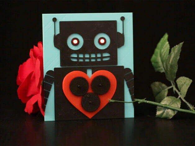 کارت قلبی درخشان