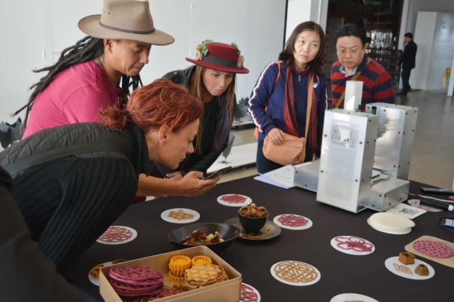 پرینتر سه بعدی و جلوگیری از ضایعات مواد غذایی