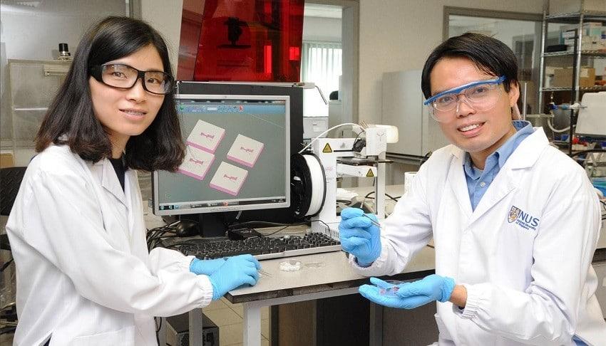 کاربرد پرینتر سه بعدی در تهیۀ دارو