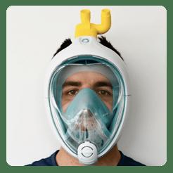 ماسک برای دستگاه های تنفسی